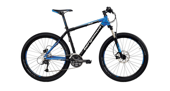 Bergamont Vitox 8.2 matt black/teamblue
